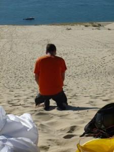 Il faut des sels inérau, pour bien digerer le sable !
